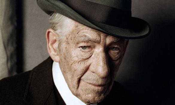 Ian McKellen in Mr. Holmes