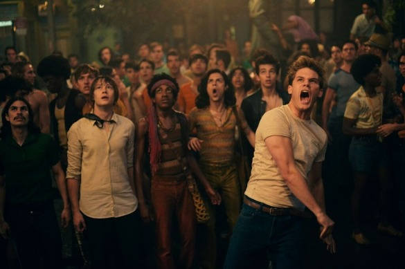 People in Stonewall the movie