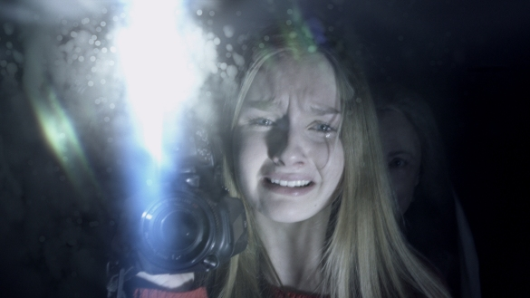 Olivia DeJonge in THE VISIT