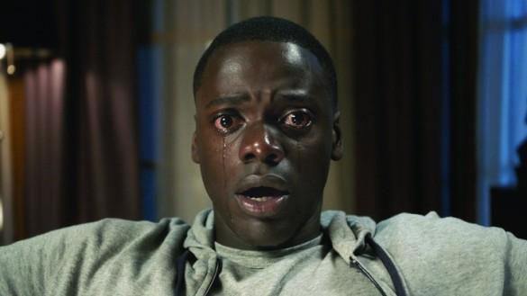 Daniel Kaluuya in Jordan Peele's fantastic directorial debut GET OUT.