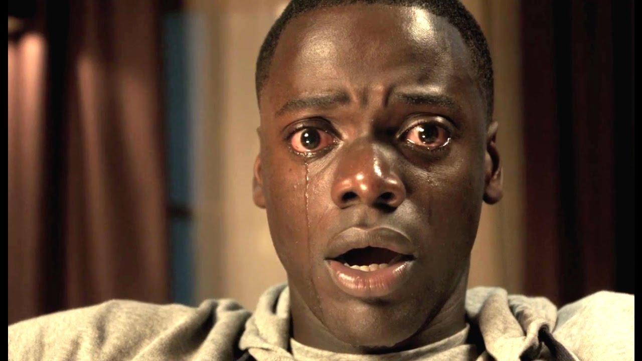 David Kaluuya in Jordan Peele's fantastic directorial debut GET OUT.