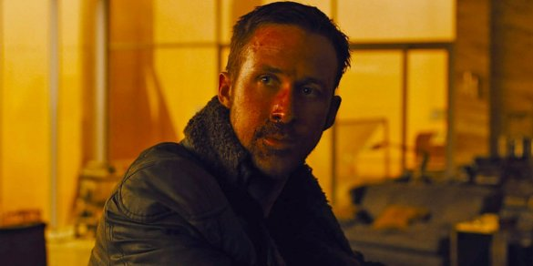 Ryan Gosling looking to Harrison Ford for answers in BLADE RUNNER 2049.