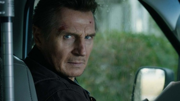 Liam Neeson in the film Honest Thief