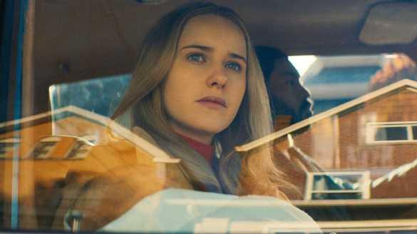 Rachel Brosnahan in Julia Hart's film I'M YOUR WOMAN